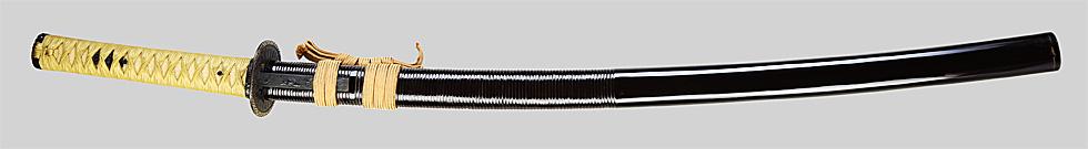 日本刀、重要刀剣、隅州住正景、白鞘