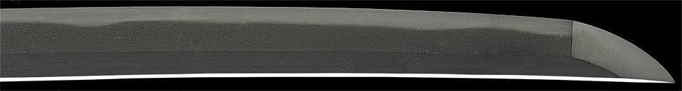 日本刀、越前康継(重要刀剣)帽子