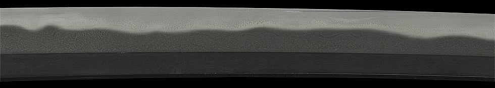 日本刀、奥大和守元平、鍛え