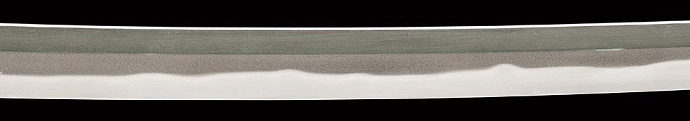 日本刀、重要刀剣、安倫、茎