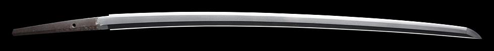 刀、肥前国住武蔵大掾藤原忠広(重要刀剣)、刀身