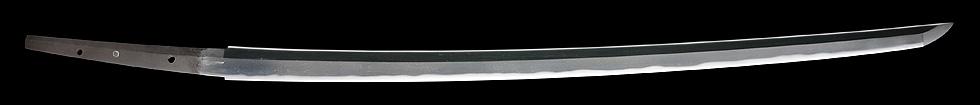 日本刀、南紀重国、刀身