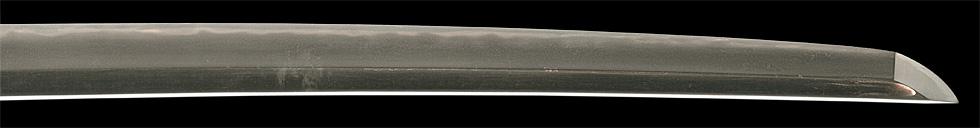 日本刀、特別重要刀剣、定利、鋩子