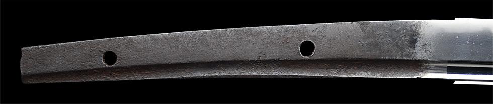 日本刀、特別重要刀剣、定利、茎