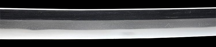 日本刀、上野介源吉正(武蔵)、鍛え